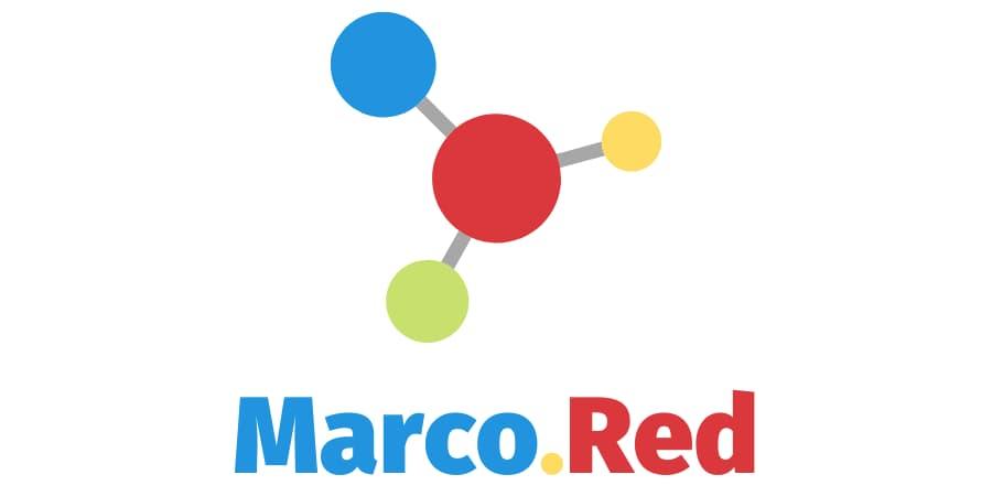 logo marco punto red