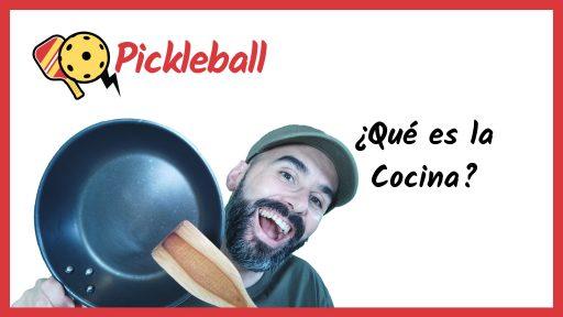 youtube pickleball cocina zona no volea